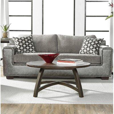 Longoria Eclispe Sofa Upholstery: Dark Gray