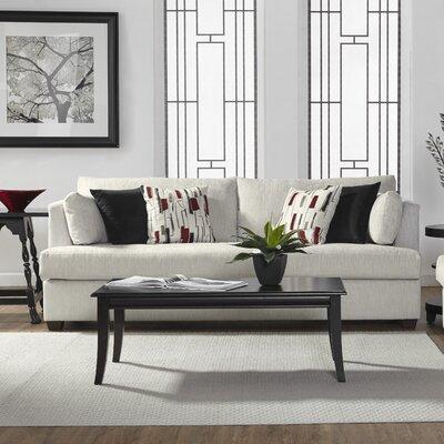 Perryman Sofa Upholstery: Platinum