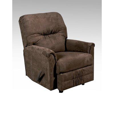 Rocker Recliner Upholstery: San Marino Ebony