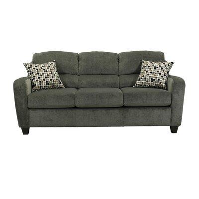 Serta Upholstery Queen Sleeper Sofa - Color: Elizabeth Ash / Confetti Multi
