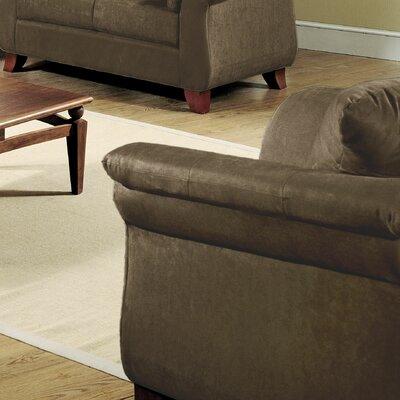 Armchair Upholstery: Sienna Chocolate