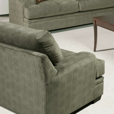 Armchair Upholstery: Smoothie Sage / Wavelength Spice
