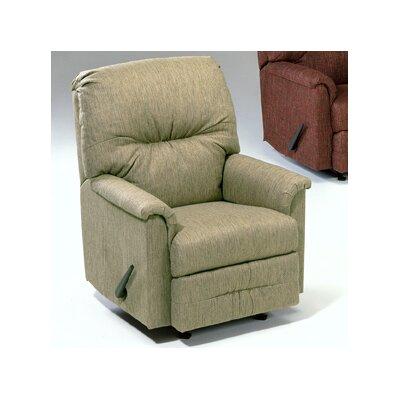 Reo Rocker Recliner Upholstery: Radar Tan