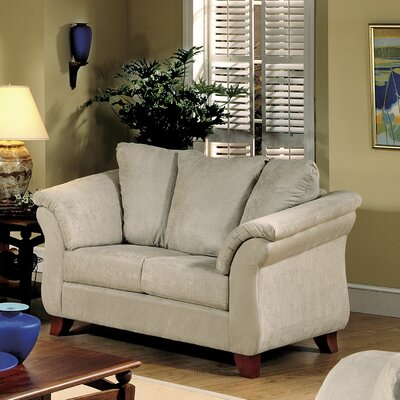 Loveseat Upholstery: Sienna Stone
