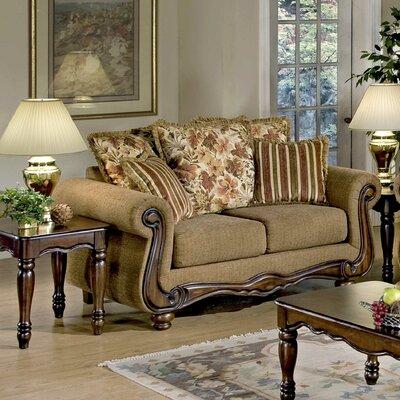 6600LS01 XSQ1516 Serta Upholstery Loveseat