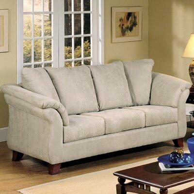 Sofa Upholstery: Sienna Stone