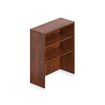 36 H x 36 W Desk Hutch Finish: American Dark Cherry