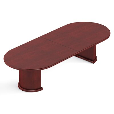 Margate Oval Conference Table Size: 10' L Product Image 6