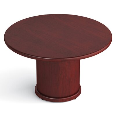 Margate Circular Conference Table Size: 4 L Diameter
