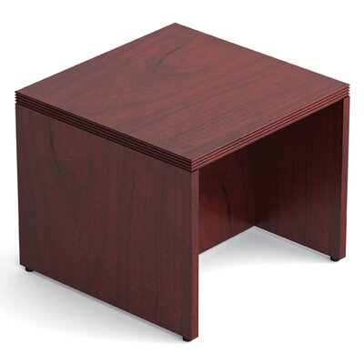 Ventnor End Table Color: Cordovan