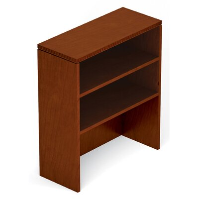 Ventnor 42 H x 36 W Desk Hutch Finish: Toffee
