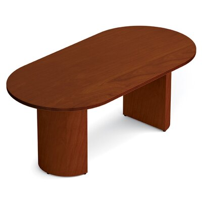 Racetrack Oval L Conference Table Product Image 2318