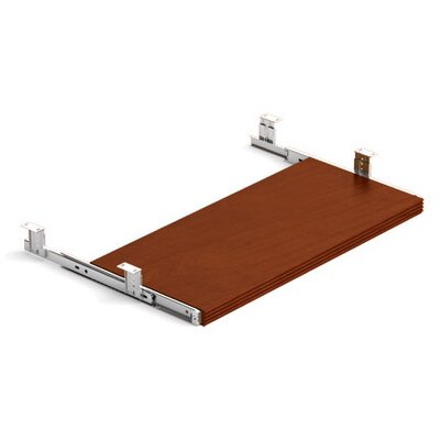 Ventnor 26 W Desk Keyboard Tray Finish: Toffee