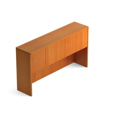 36 H Desk Hutch Size: 66 W, Finish: American Cherry
