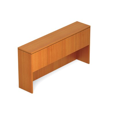 36 H Desk Hutch Size: 71 W, Finish: American Cherry