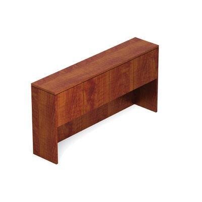 36 H Desk Hutch Size: 71 W, Finish: American Dark Cherry