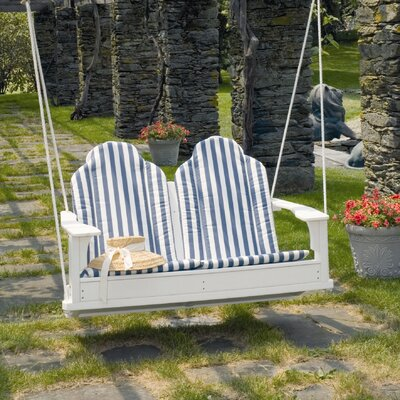 Adirondack Porch Swing Natural - Product photo