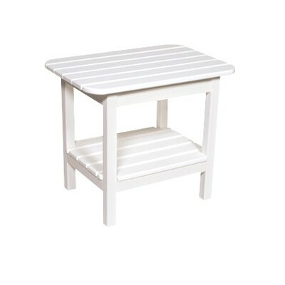 Westerly Side Table Finish: Gray