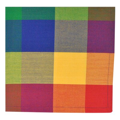 Alvarado Indian Summer Checkered Napkin