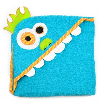 Monster Kids Hooded Bath Towel