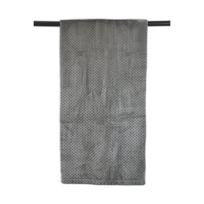 Lizbeth Throw Color: Gray, Size: 50 W x 60 L