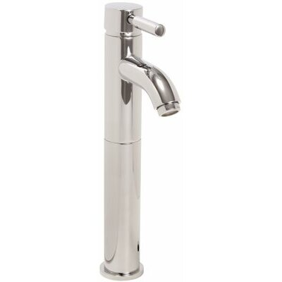 Essen Single Handle Bathroom Vessel Sink Faucet Finish: Chrome