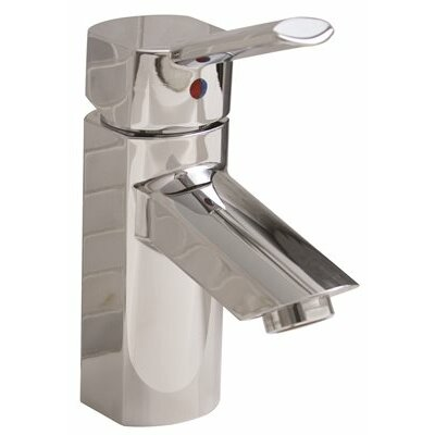 Single Handle Lavatory Faucet with Popup Finish: Chrome