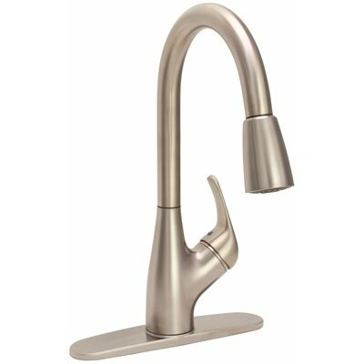 Waterfront Single Handle Deck Mounted Kitchen Faucet