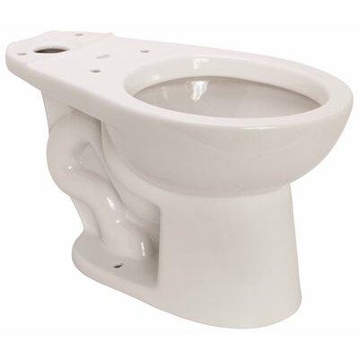 Watersense 1.28 GPF Round Toilet Bowl