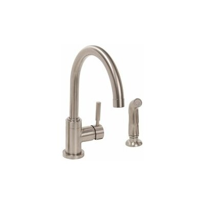 Single Handle Pull Down Kitchen Faucet with Spray
