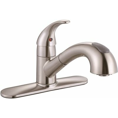 Sanibel Single Handle Pull Down Standard Kitchen Faucet
