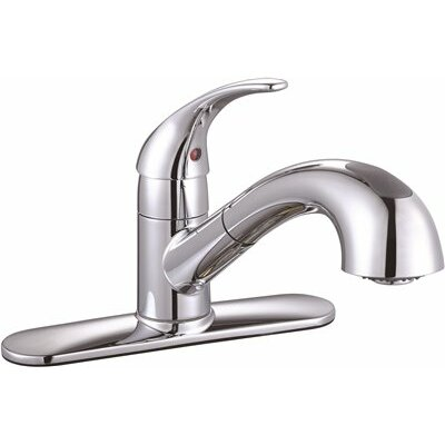 Sanibel Single Handle Pull Out Kitchen Faucet