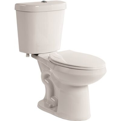 All-in-One Comfort Height Dual Flush Elongated One-Piece Toilet