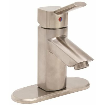 Waterfront Centerset Single Handle Bathroom Faucet