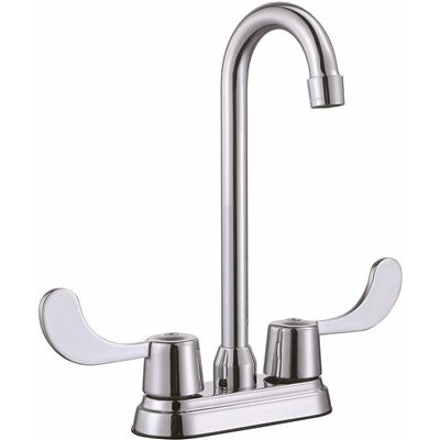 Bayview Double Handle Kitchen Faucet