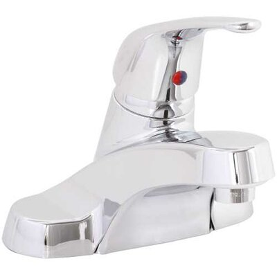 Westlake Centerset Single Handle Bathroom Faucet with Drain Assembly