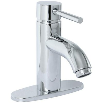 Essen Single hole Single Handle Bathroom Faucet with Drain Assembly