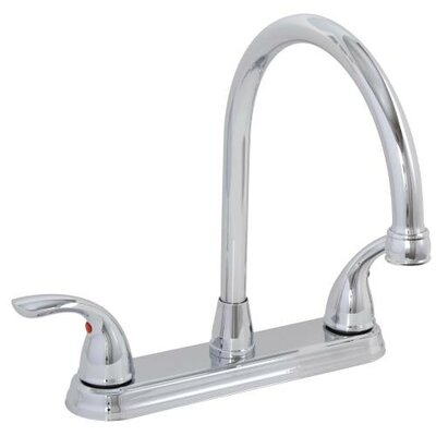 Westlake Double Handle Kitchen Faucet