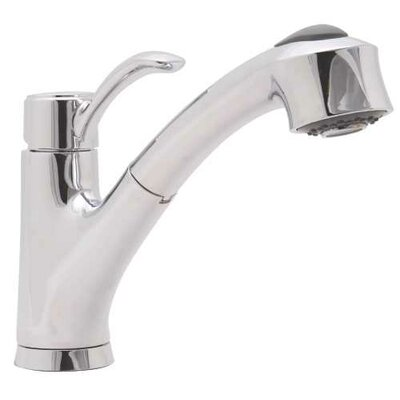 Sanibel Single Lever Handle Pull Out Kitchen Faucet