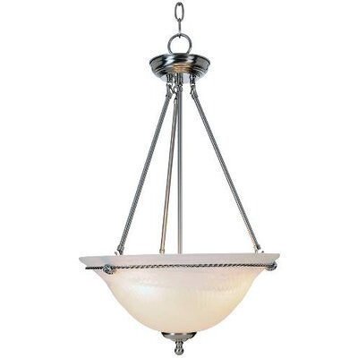 Blevins 3-Light Bowl Pendant