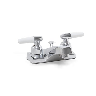 Concord Centerset Bathroom Faucet with Double Handles