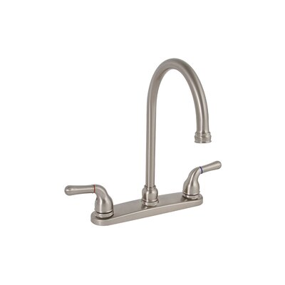 Sanibel Two Handle Centerset Kitchen Faucet