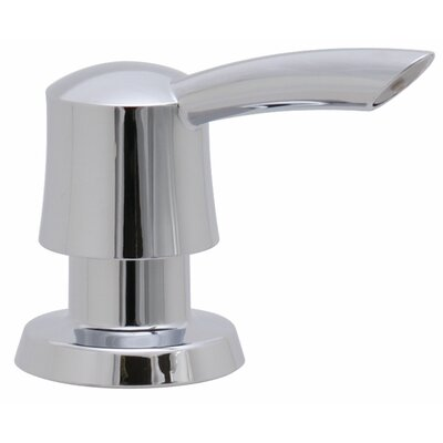 17.5-Oz. Soap Dispenser II Finish: Chrome