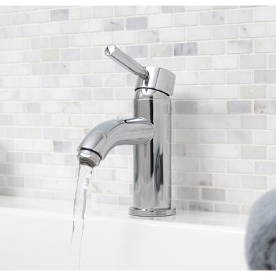 Essen Single Handle Bathroom Faucet Finish: Chrome