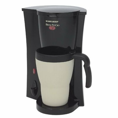 Brew 'n Go Personal Coffee Maker DCM18S