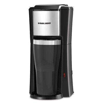 Applica Cm618 Bd Snglserve Coffeemkr Blk CM618