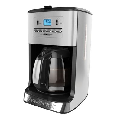 12 Cup Programmable Coffee Maker CM3005S