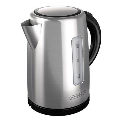 1.7-qt Electric Tea Kettle