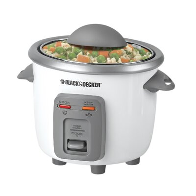 Rice Cooker Size: 6 Cup RC3406