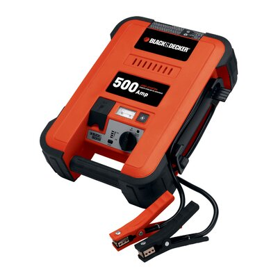Black & Decker 500 Amp Jump Starter at Sears.com